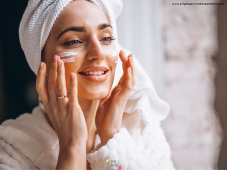Prepping Your Skin For A Party