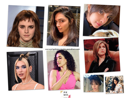 Trendsetting Celebrity Hairstyles