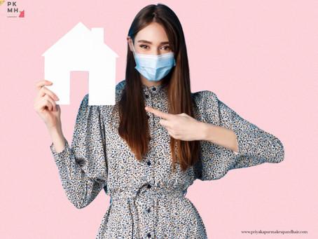 Feel Good Quarantine Beauty Tips
