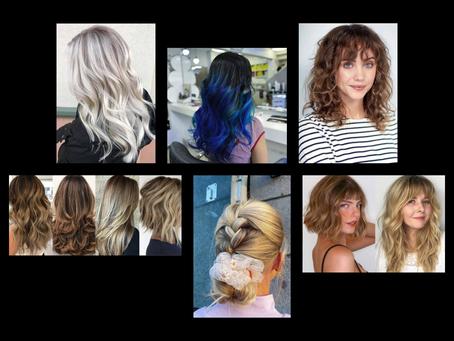 Hair Trends 2021