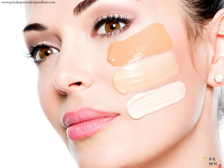 Choosing the Perfect Foundation
