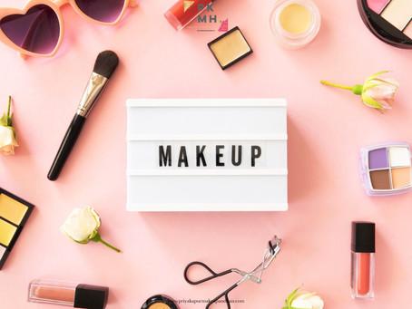 Sanitising Makeup Products