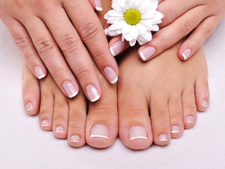 10 Pedicure Types