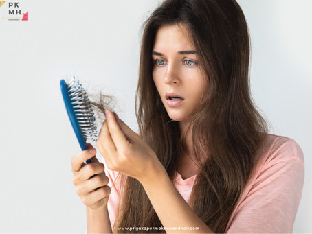 Dealing With Hair Loss, Breakage & Damage