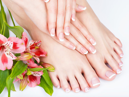 WINTER CARE FOR HANDS & FEET