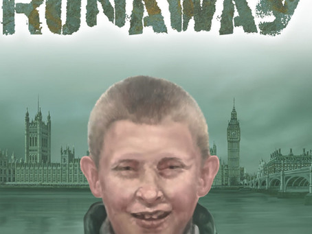 Now available as an audiobook - Poems From a Runaway