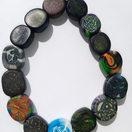 New additions and coming soon - My lucky dip bracelets