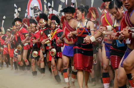 Hornbill Festival of Nagaland