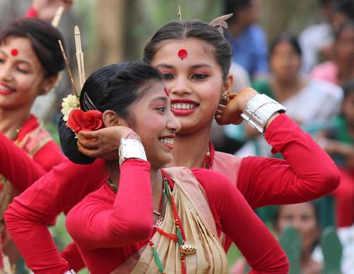 Colourful and unique Northeast India