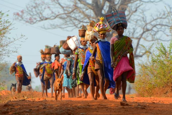 Odisha tribe