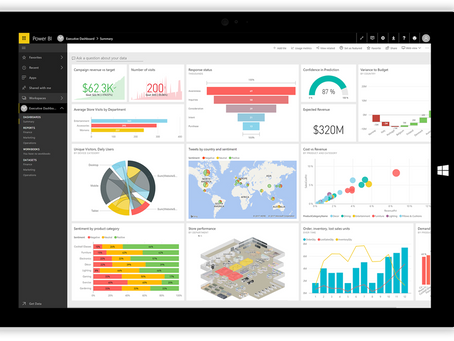 Power BI, the power of understanding your data