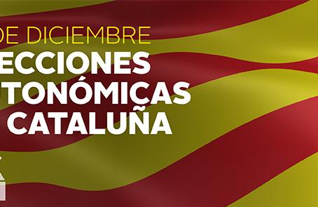 Permisos retribuidos para elecciones al Parlamento de Cataluña, 21D