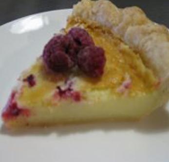 Lemon Raspberry Buttermilk