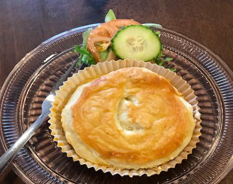 Williamsford Pie Co Lunch