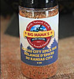 Kansas City Spice Rub