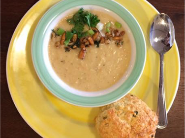 Williamsford Pie Co Soup