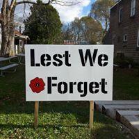 Lest we forget sign.jpg