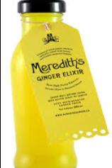 Meredith's Lemon Ginger Elixir