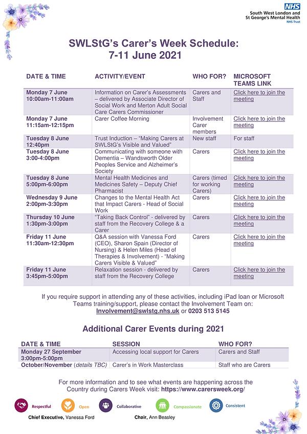 SWLSTG Carer Week Schedule - 7-11 June.p