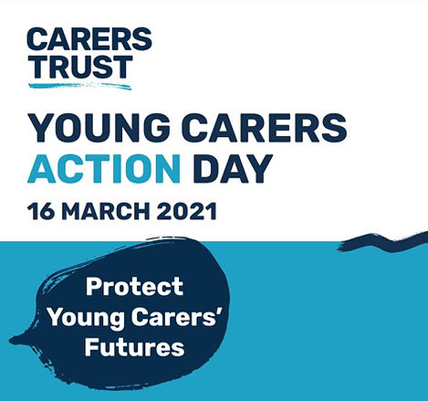 Young Carers Action Day - 16th March 202