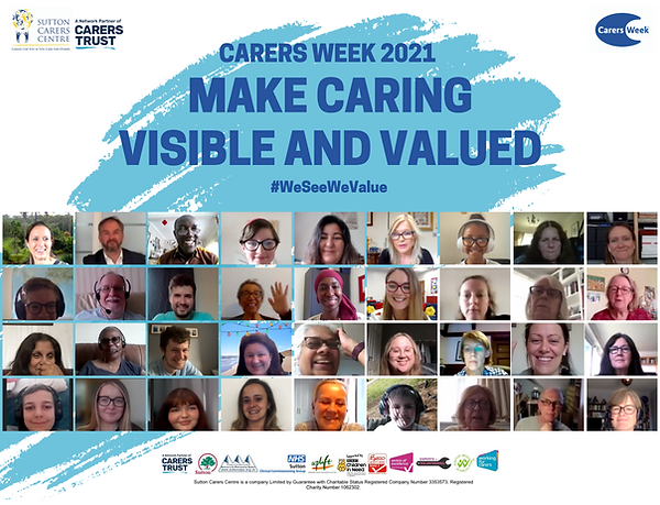 Carers Week 2021 - Carers Collage.png