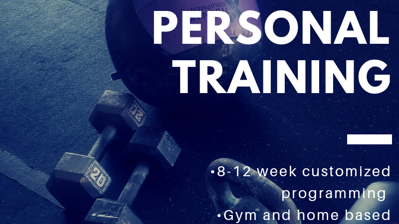 Online Personal Training Program