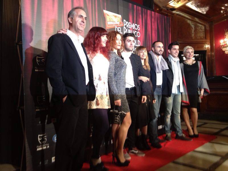 EL MARAVILLOSO MAGO DE OZ. MEJOR MUSICAL INFANTIL POR LOS PREMIOS BROADWAY WORLD SPAIN 2013