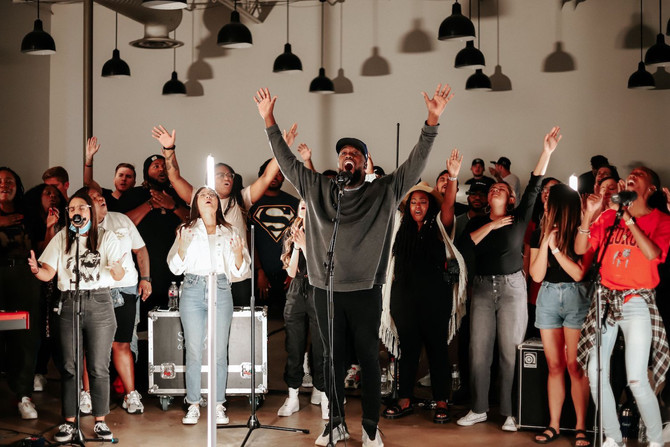 MAVERICK CITY MUSIC DOMINATES VARIOUS BILLBOARD GOSPEL MUSIC CHARTS WITH#1 ALBUM MOVE YOUR HEART