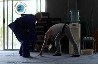 Judo for Equestrian Sports?