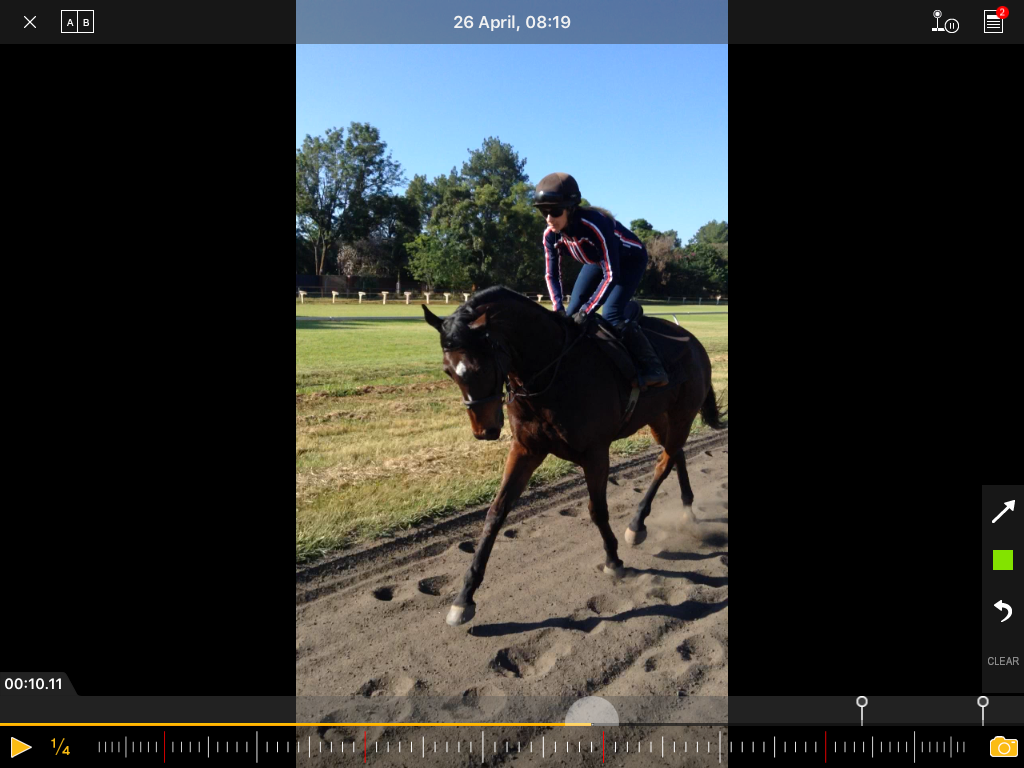 Rider assessment - Visualise Jacket