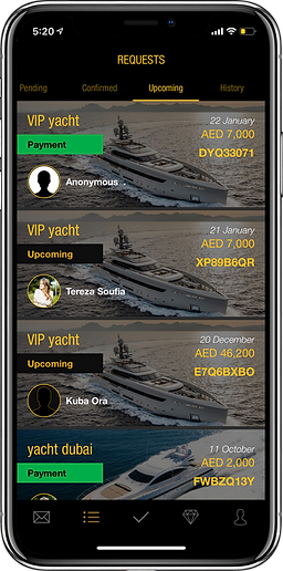 iPhoneX Manager Bookings.png