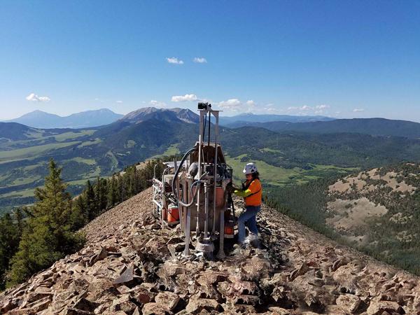 Geophysical Drilling