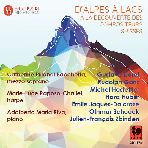 D'Alpes à Lacs: à la découverte des Compositeurs Suisses
