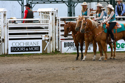 Cochrane Classic Bull Riding