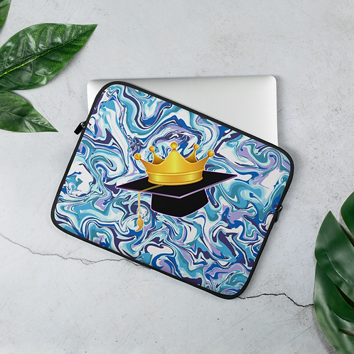 Blue Marble - Laptop Sleeve