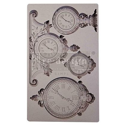 Elisian Clockworks - Molde 5''x 8''