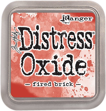 Distress oxide - Fired Brick - Tinta distress