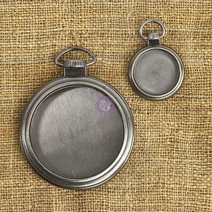 Mechanicals - Clock - Reloj de bolsillo