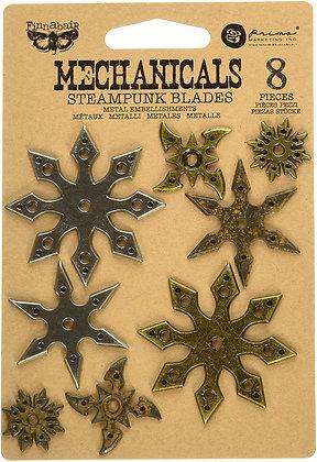 Blades Steampunk - Cuchillas steampunk