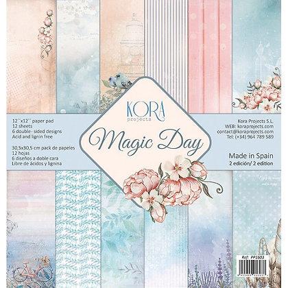 Block 12 x 12 - Magic Day
