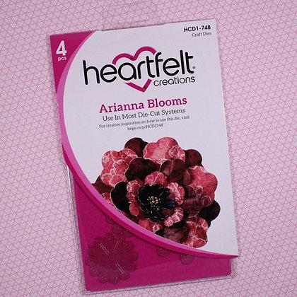 Troquel Arianna Blooms