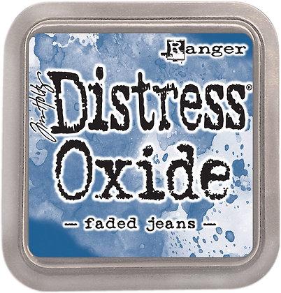 Distress oxide - Faded Jeans - Tinta distress