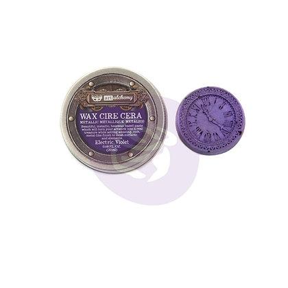 Metallique Wax - Cera metálica Electric Violet