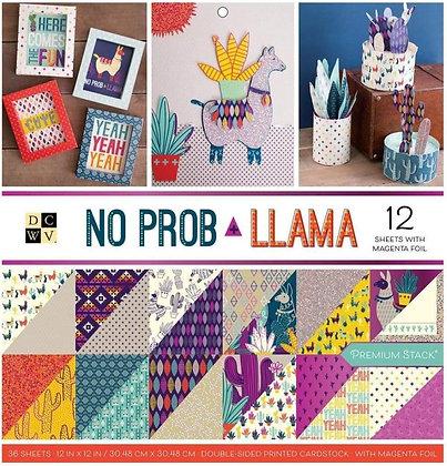 No Prob Llama - Block 12 x 12