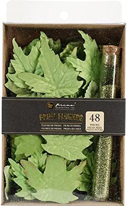 Prima Flowers - Caja de follaje y brillantina 2