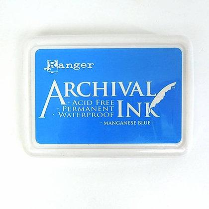 Tinta Archival - Ink Manganese Blue
