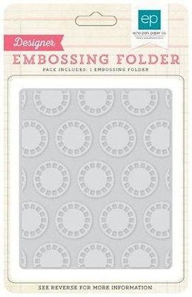 Folder de embossing - Viewfinder