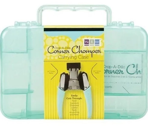 Corner Chomper Case - Caja Crop-a-Dile
