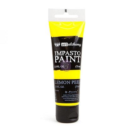 Impasto - Lemon peel