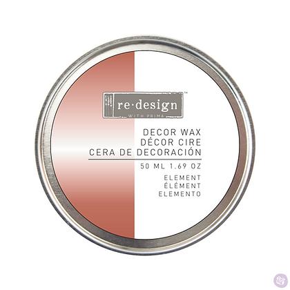 Decor wax - Cera de decoración - Element